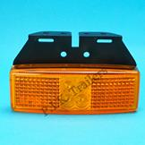 LED Amber Marker Light with bracket