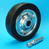 Replacement Jockey Wheel for Bradley 175mm dia.