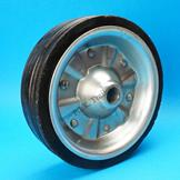 Replacement Jockey Wheel Low Profile 200mm dia.