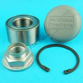 Kit 116 - Sealed Wheel Bearing 76mm with Cap for Ifor Williams Trailers after '96