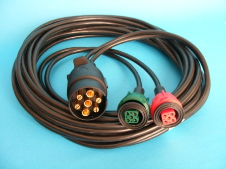 Radex 'Quick-Fit' 5 Pin Wiring Loom 4 metres