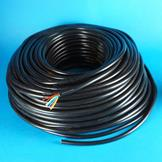 100m Roll of 8 Core Standard Duty Cable