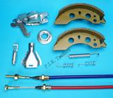 Brake Shoes, Cables, & Parts