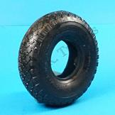 Tyre 3.00 x 4 for Caravan Pneumatic Jockey Wheel