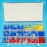 Assorted Terminals - Box of 175 pieces