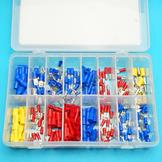 Assorted Insulated Terminals - Box of 175 pieces